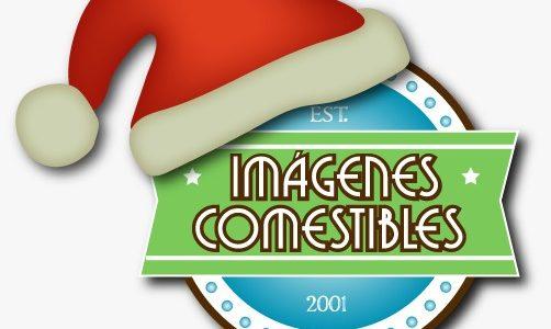 Navidad 2017 con Imágenes Comestibles