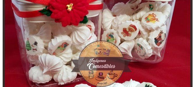 Navidad 2018 con Imágenes Comestibles